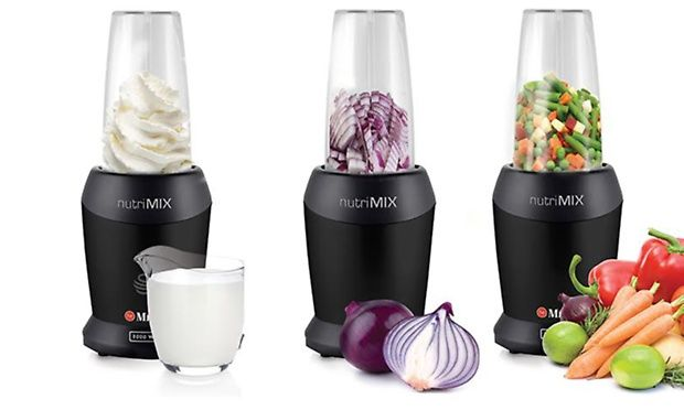 Get cooking with a Milex NutriMix 8-in-1 Blender | Free Delivery Deal of the Day on Groupon | The NutriMix Blender is for sale on Groupon today for only R1499 – limited time remaining!