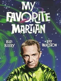 My Favorite Martian.....Oh those antennas!