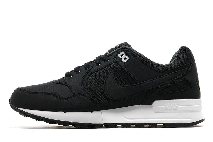 Nike Air Pegasus 89 — Black & White