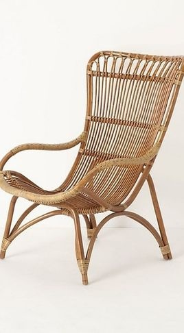 Banda Armchair - eclectic - outdoor chairs - Anthropologie