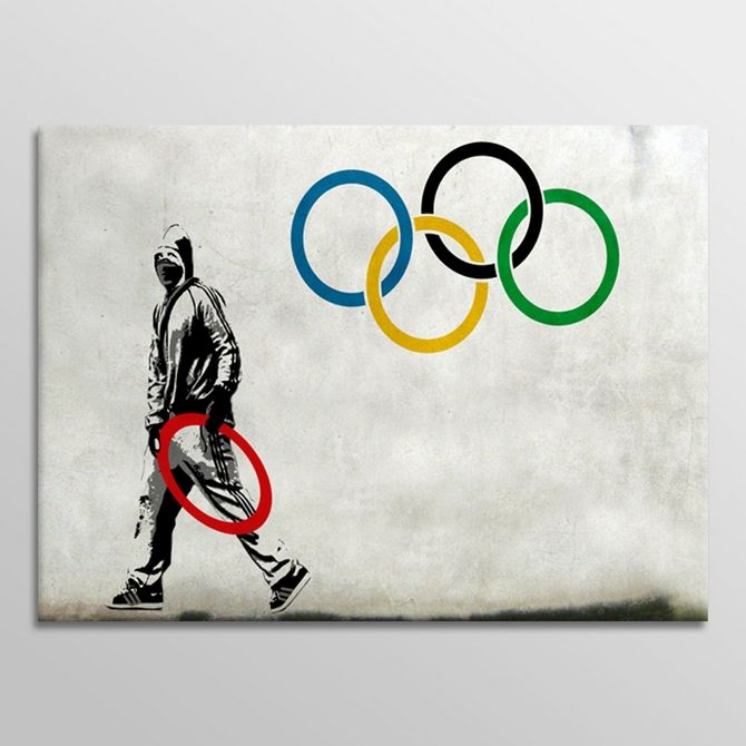 Street Art - Olympic Street