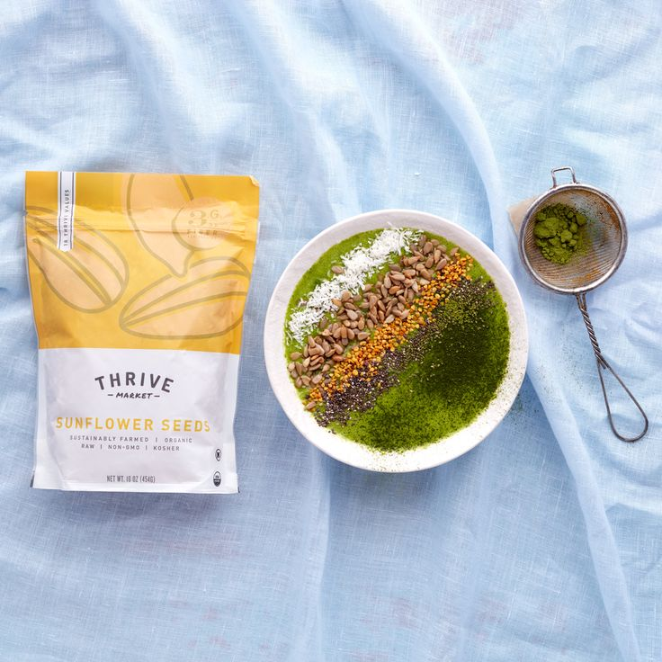 <p>A sprinkle of sunflower seeds is an easy way to introduce nutty flavor and a ton of nutritional value, including vitamin E, magnesium, and selenium, into your diet. Enjoy our hulled, salt-free, nutrient-packed seeds straight out of the bag or mixed wit