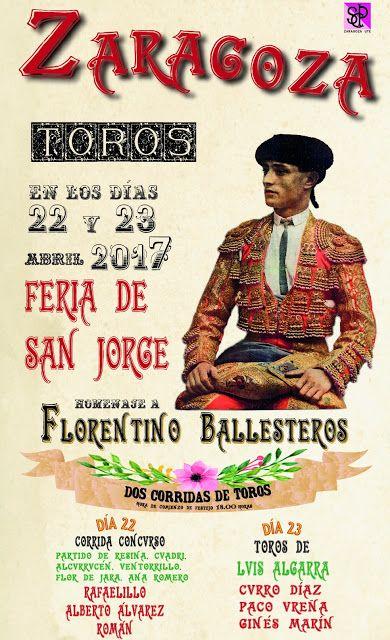 mastertoro.com: Feria de San Jorge 2017