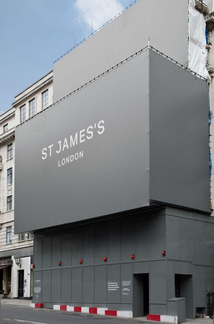 Stjames Building Wrap