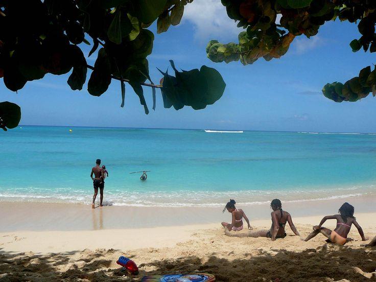 Plage de Souffleur -  Photos de vacances de Antilles Location #Guadeloupe