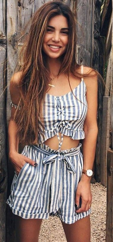 60 Trending Summer Outfit Ideas For Warm Weather