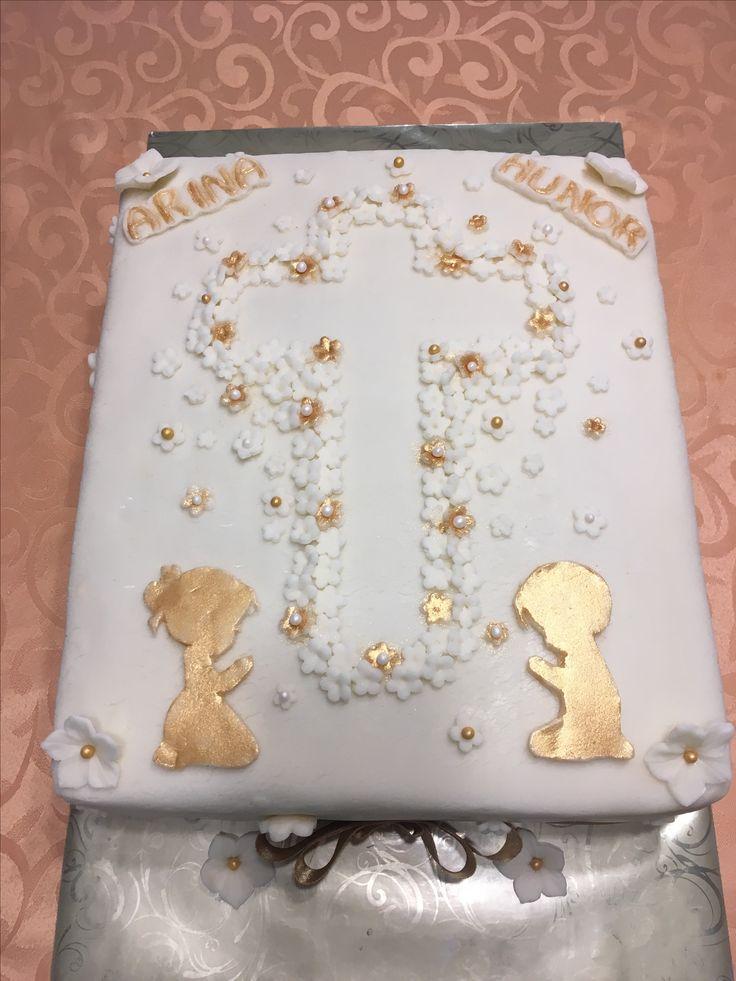 Keresztelő torta