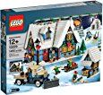 Amazon.com: LEGO Creator Expert Winter Village Cottage 10229: Toys & Games