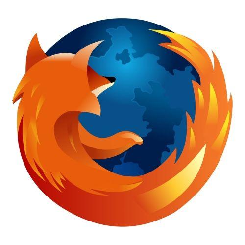 Firefox logo (Fireworks version)