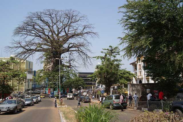 FREETOWN (SIERRA LEONE)