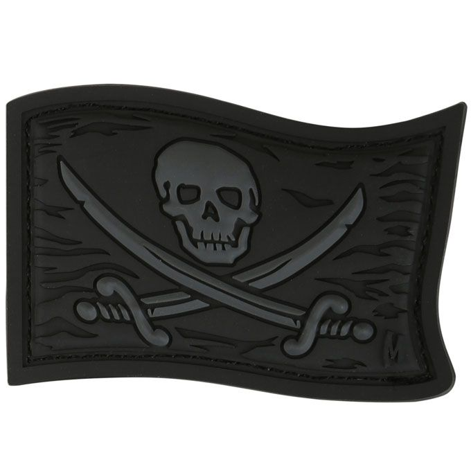JOLLY ROGER PATCH