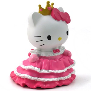 17 Best Images About Princess Hello Kitty Party On