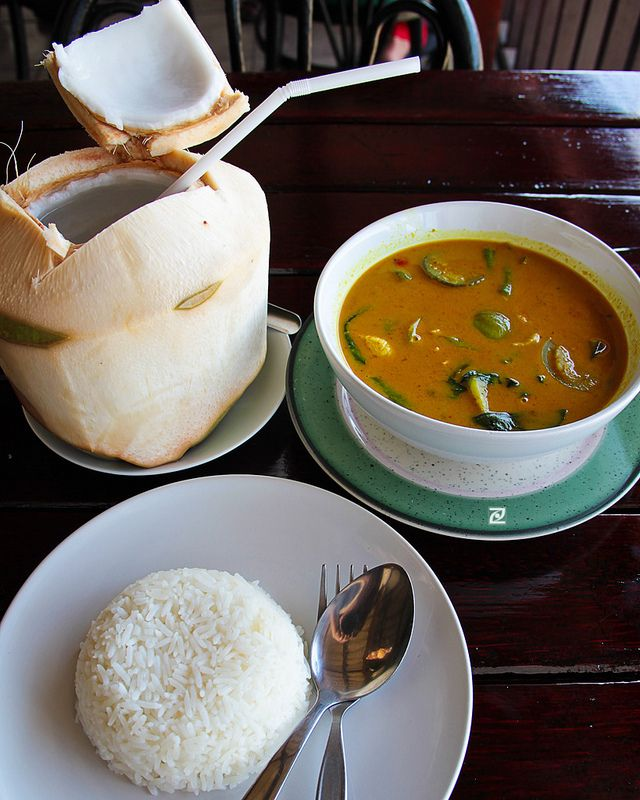 My Lunch @ Big Buddha, Ko Samui