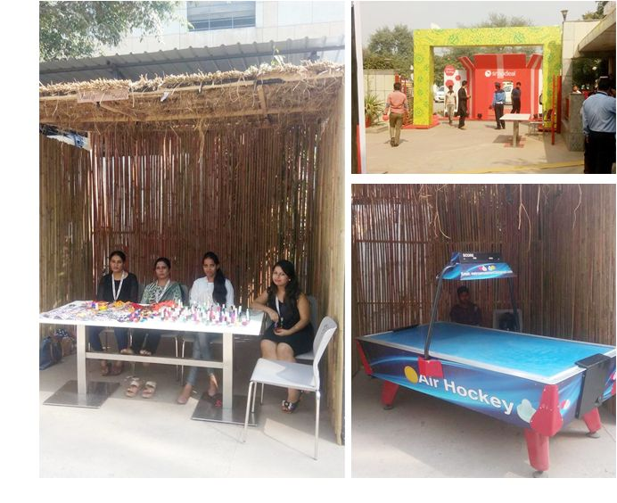 Corporate games provider in delhi, White Entertainment and events Pvt. Ltd, located in Delhi. The Company, right from its conception has gained array of experience in the event management forte.