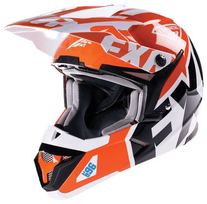 FXR Racing - X1 Race Snell Helmet