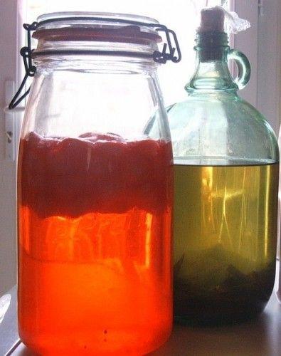 Une recette de liqueur qui se transmet de génération en génération, idéale pour la digestion d'un repas trop arrosé !