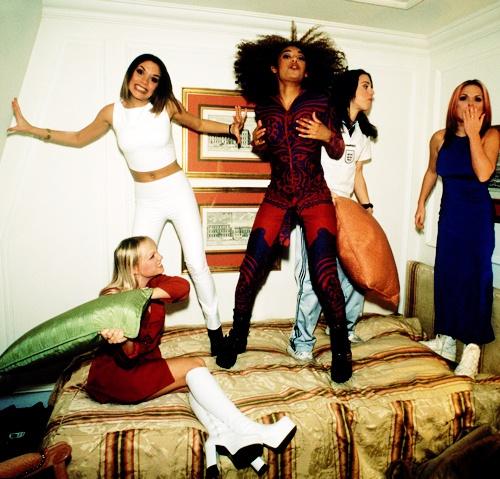 Girl power- Spice Girls