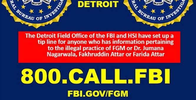Call The Tip Line: FBI Encourages People to Report Female Genital Mutilation - Katie Pavlich