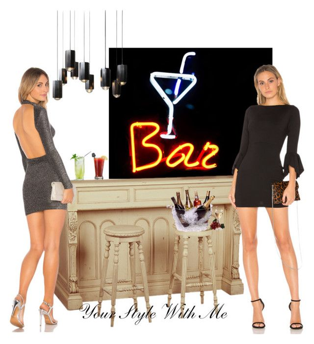 Girls night out! by christina-geo on Polyvore featuring Susana Monaco, By the Way. and Prodyne