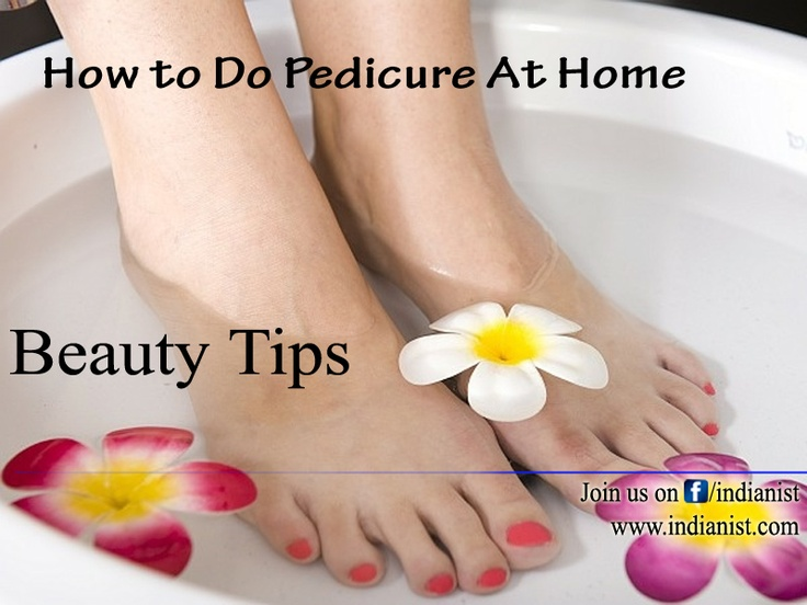 How to Do Pedicure At Home | Beauty Tips    Learn how to do pedicure at home itself, as it is good to avoid doing pedicures from beauty parlour for one important reason. At the beauty parlor.. Read More......