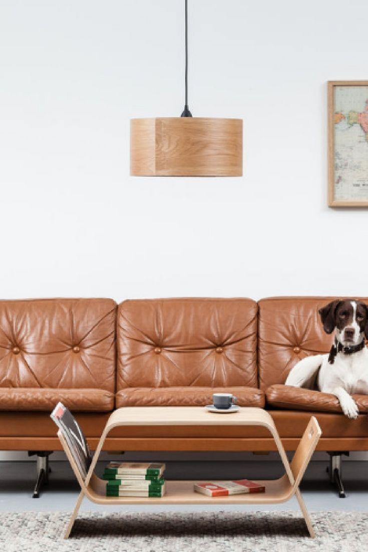 Good Beautiful Modern Furniture Design   Scandinavian Style Embrace Coffee Table  And TAB Lampshade Brings Stylish Good
