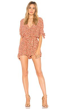 New FAITHFULL THE BRAND Cusco Playsuit online. Enjoy the absolute best in BCBGMAXAZRIA Clothing from top store. Sku rohc23165jkxf77501