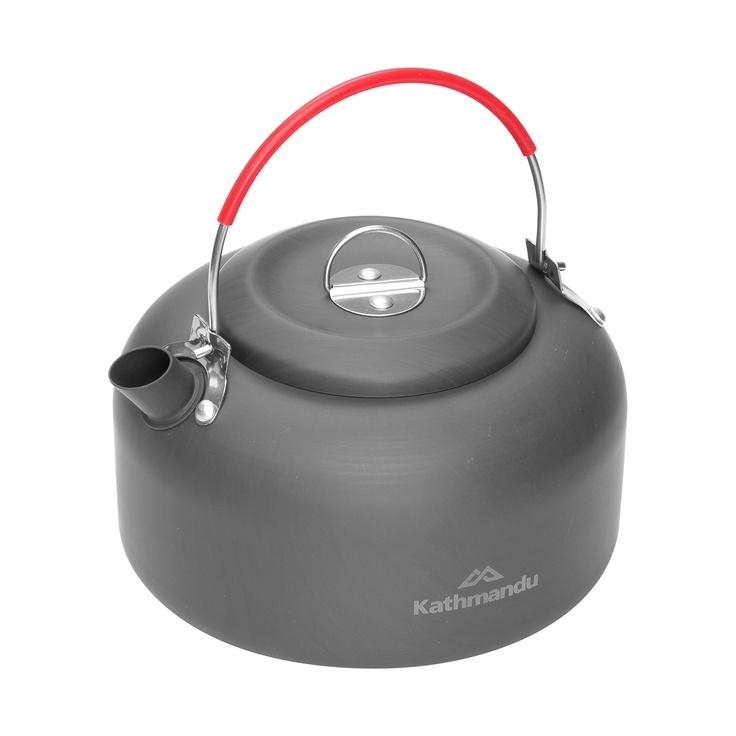 Kathmandu - camp kettle