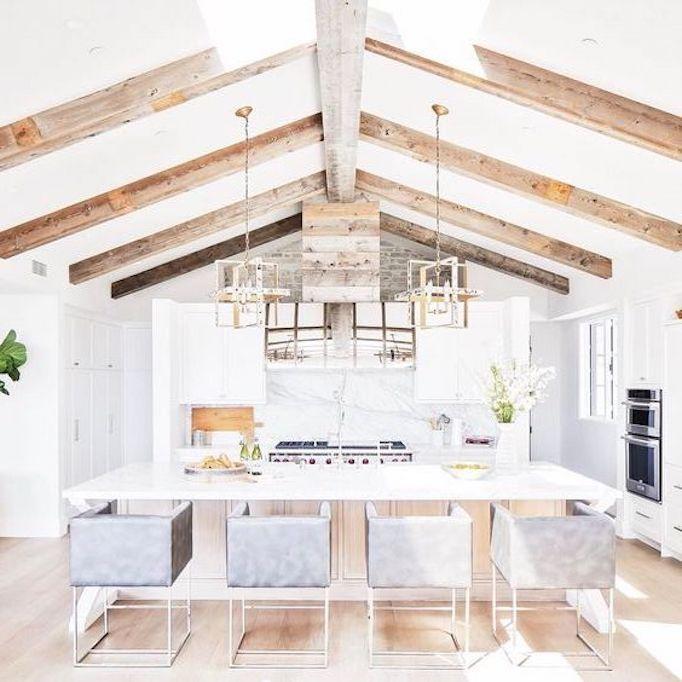 25+ Best Ideas About Modern White Kitchens On Pinterest