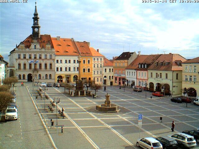 Czech Lipa - Czech Republic Live webcams City View Weather - Euro City Cam #CzechRepublic #českárepublika #webcam #niceview #travel #beautifulplace #street #view #cestovní #ulice #počasí #city