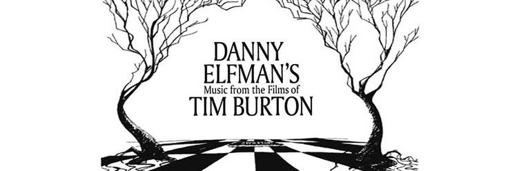 Danny Elfman's Music from the Films of #TimBurton