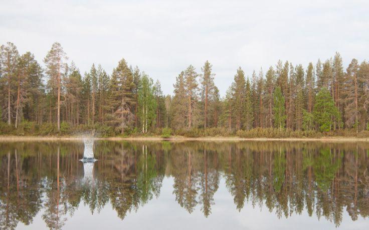 Northern Finland in Autumn