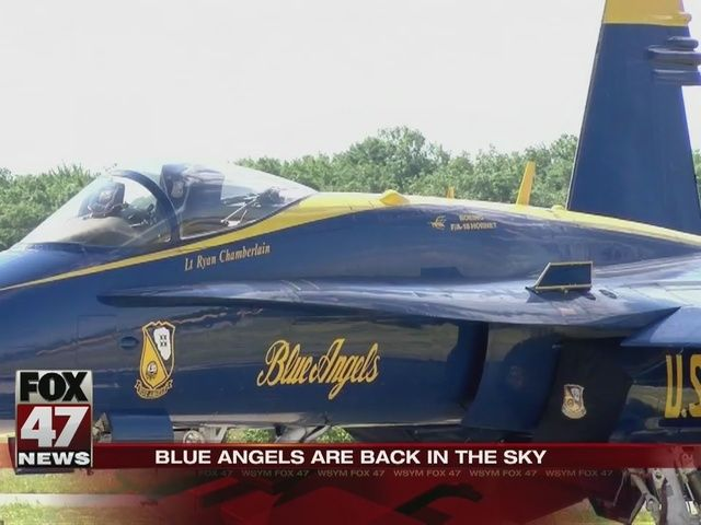U.S. Navy Blue Angels Schedule - Blue Angels Practices and Autographs: Blue Angels back in the sky this weekend