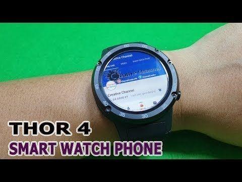 Smart Watch Zeblaze THOR 4 Smartwatch Phone - GearBest