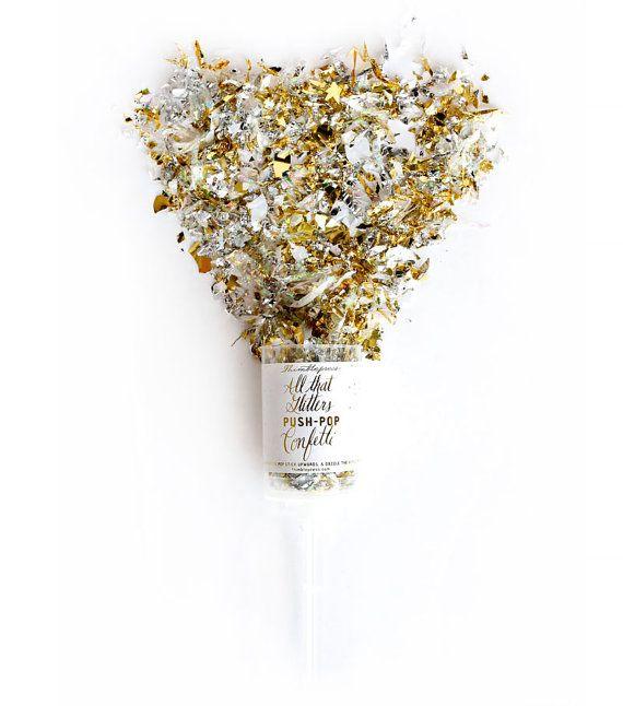 Le Original tout ce qui brille Confetti™ Push-Pop