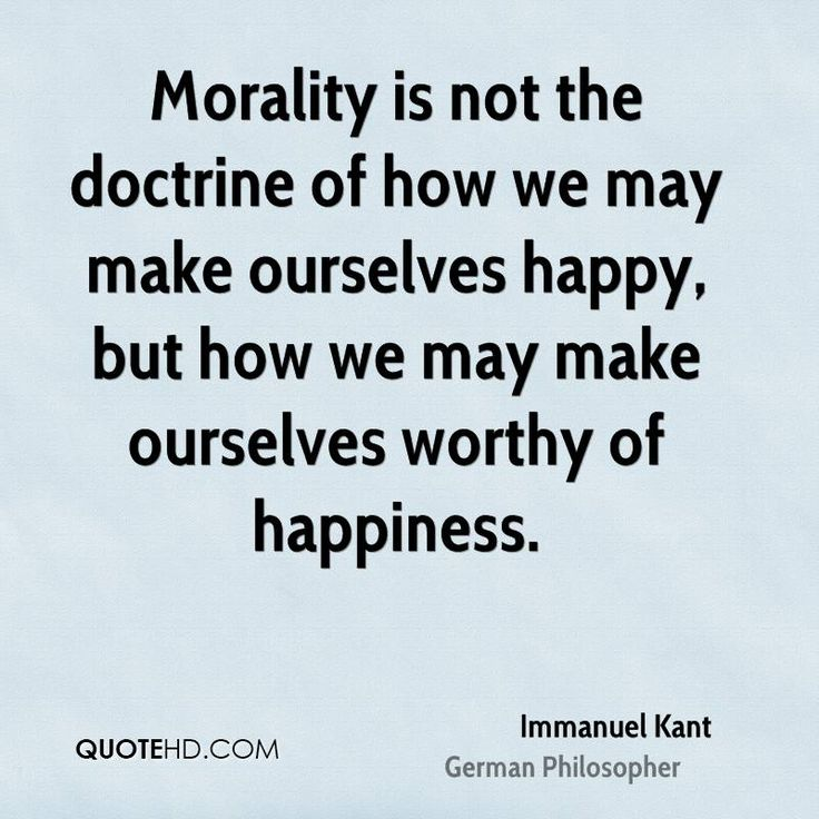 kant s philosophy Kant's philosophy is all about basing morality and ethics on logic it is a duty based philosophy, he did not believe that the consequences were as important as the intentions he believed that people should not use other people to an ends, but that you should respect their wills.