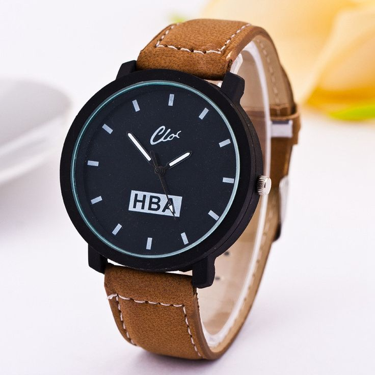 New famous brand HBA Watch For Men Women Casual Leather Dress watches Quartz Ladies wrist watch Clock relogio masculino Gift     Tag a friend who would love this!     FREE Shipping Worldwide     Get it here ---> http://onlineshopping.fashiongarments.biz/products/new-famous-brand-hba-watch-for-men-women-casual-leather-dress-watches-quartz-ladies-wrist-watch-clock-relogio-masculino-gift/