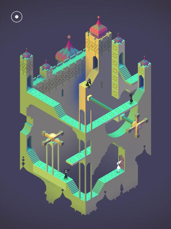 Monument Valley et Oquonie : l'art du détour - Actus jeux