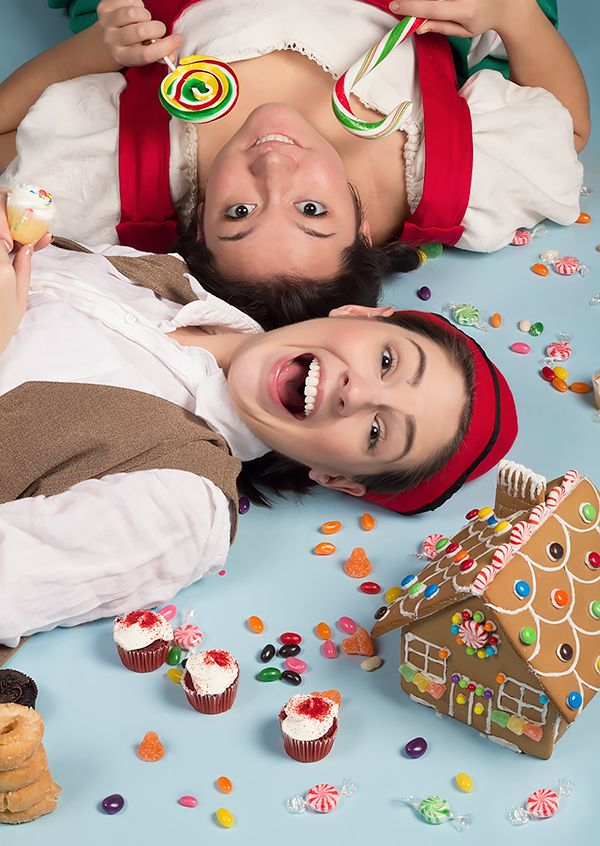 Enter to win tix for Opera Mariposa's HANSEL AND GRETEL. Contest closes December 10 @ 2:30pm