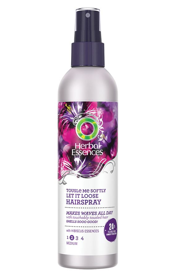 Hairspray for Wavy Hair | Herbal Essences