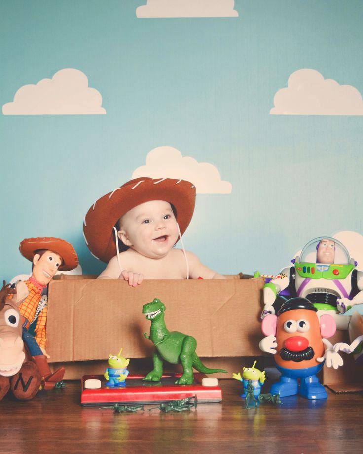 Toy story photoshoot