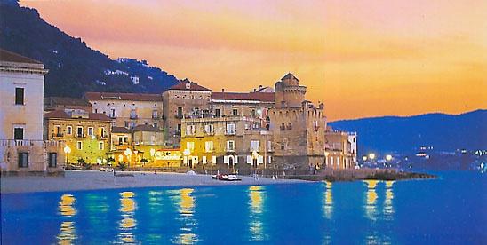 Santa Maria di Castellabate...a true Italian Experience on the southwestern coast of Italy..an hours drive south of Amalfi