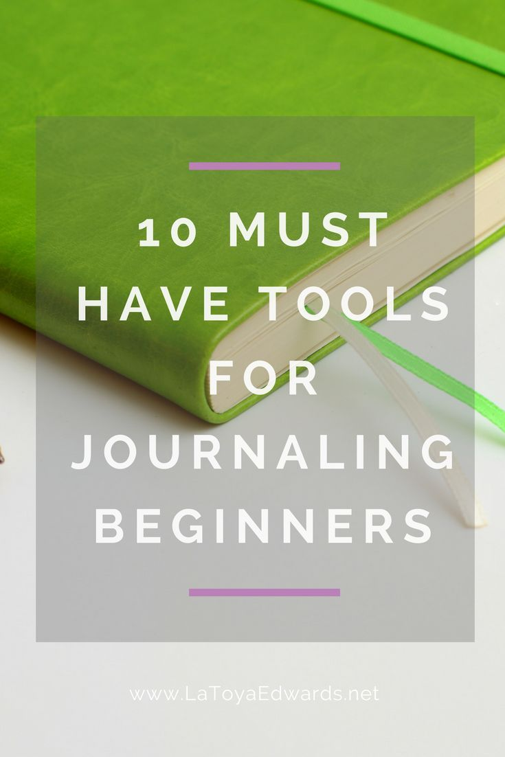 Journaling is a great way to enhance your faith. Here are some tools that you MUST-HAVE if you want to get started. (No artistic talent required)