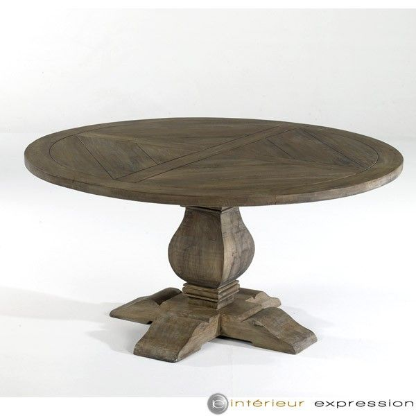15 must see table ronde pins table ronde design cuisine for Table ronde chez but