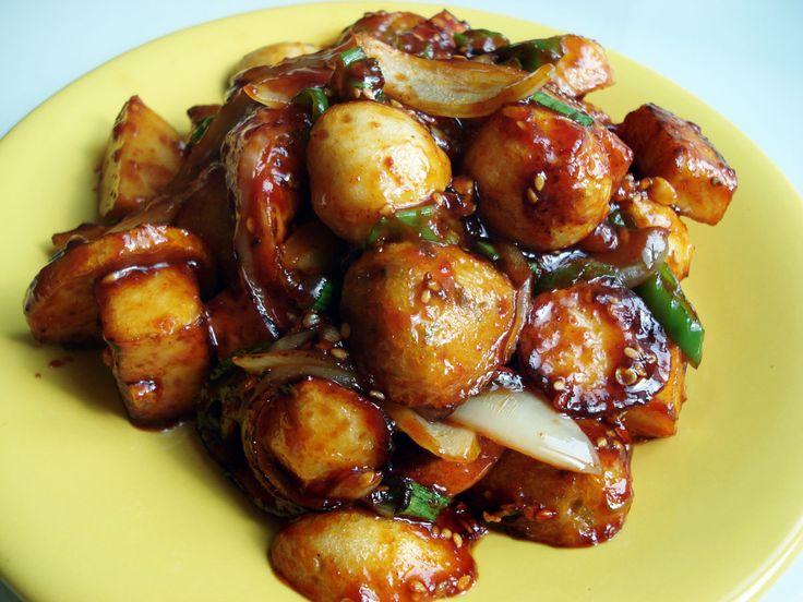 Spicy stir-fried fish cakes recipe - Maangchi.com