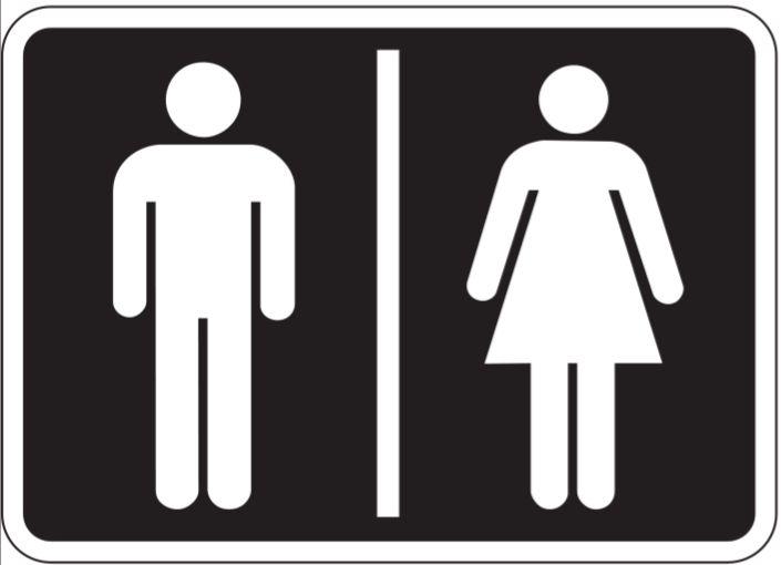 Where Do You Go to the Bathroom During a Riot?
