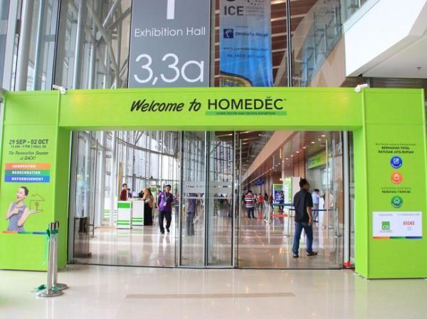 Mengintip Inspirasi Dekorasi Rumah di Pameran HOMEDEC 2016, BSD City