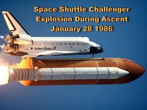 http://AviationExplorer.com - The Space Shuttle Challenger disaster occurred on January 28, 1986, when Space Shuttle Challenger broke apart 73 seconds into its flight, leading to the deaths of its seven crew members. The spacecraft disintegrated over the Atlantic Ocean, off the coast of central Florida at 11:38 am EST.