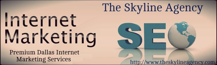 As a full-service SEO Internet marketing company The Sky Line Agency offers a comprehensive professional SEO services to get your business to the top of the front page using white-hat SEO techniques. The Sky Line Agency have highly skilled and experienced online marketing consultants and specialists for SEO internet marketing and others SEO Services in Dallas. See More Details: http://www.theskylineagency.com/