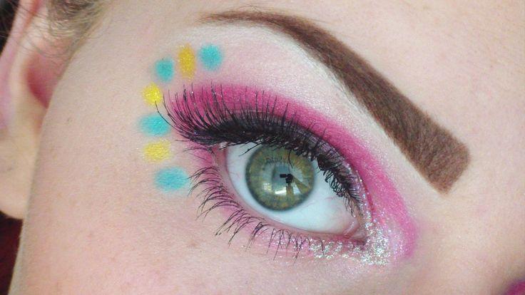 Pinkie Pie Makeup Tutorial