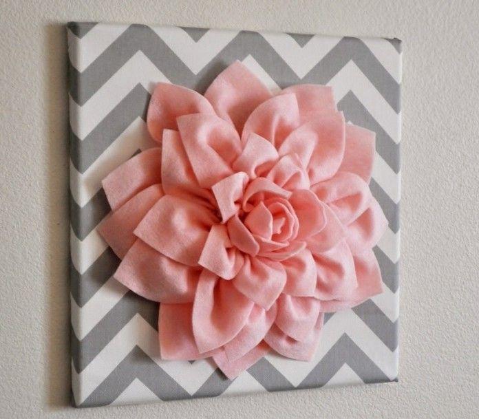 17 meilleures id es propos de fleurs en tissu sur pinterest tutoriel fleurs en tissu faire - Comment faire une fleur en tissu ...